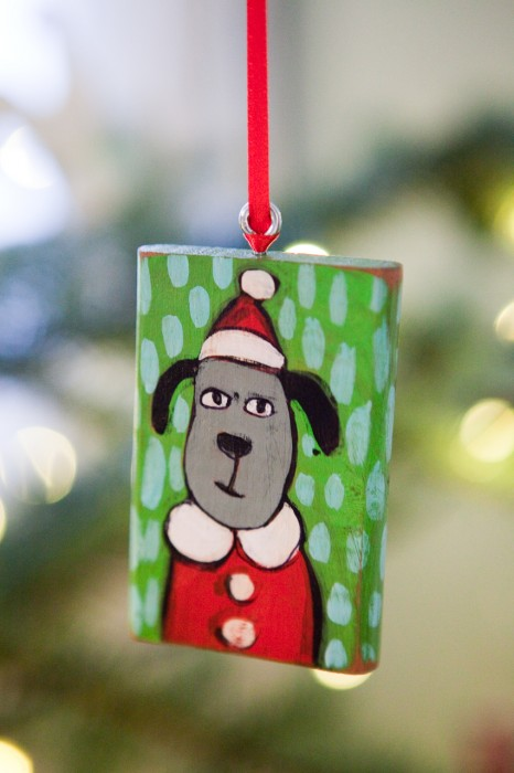 Dog Ornament-2